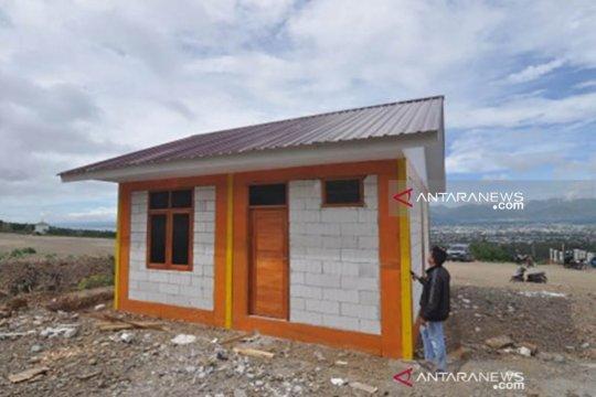 Jumlah huntap di Palu sesuai jumlah korban yang isi formulir relokasi