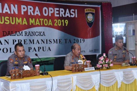 Waka Polda: miras penyebab kriminalitas di Papua