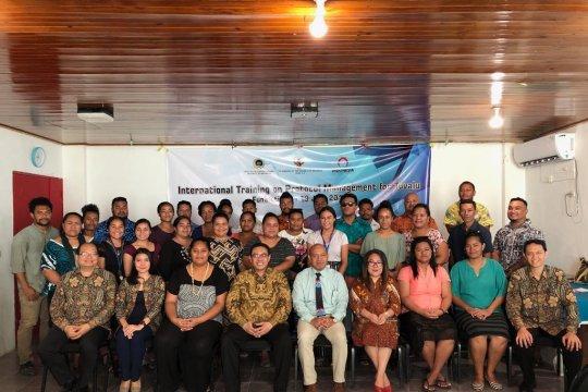 Indonesia tingkatkan kapasitas keprotokolan Tuvalu untuk KTT PIF