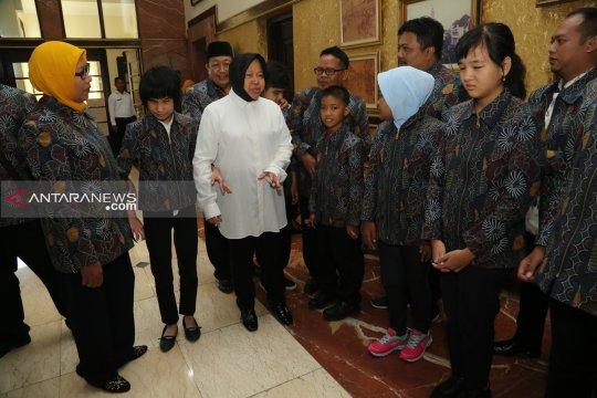 Tujuh anak berkebutuhan khusus Surabaya ikuti pendidikan di Liverpool