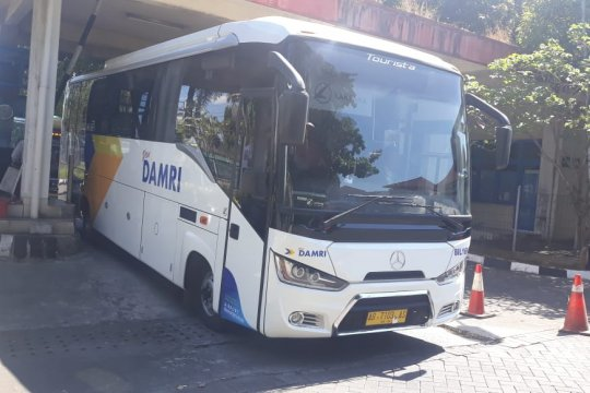 Bus ke YIA mulai bisa diakses dari Terminal Giwangan