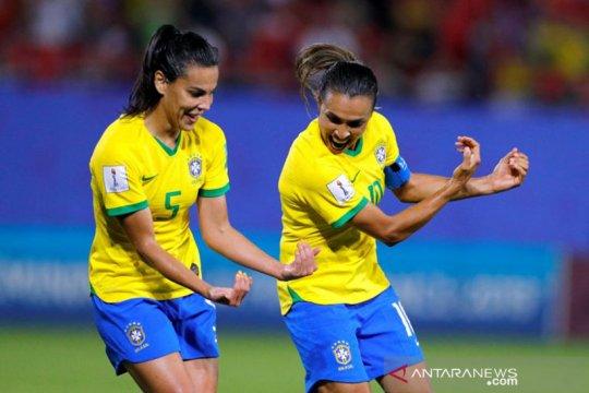 Vadao tidak lagi latih timnas putri Brasil