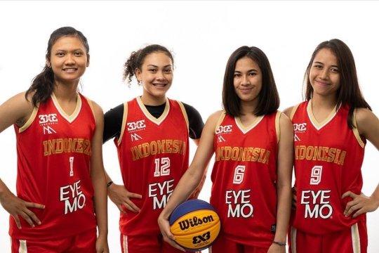 Tim basket 3x3 putri jalani laga uji coba di Jepang sebelum SEA Games