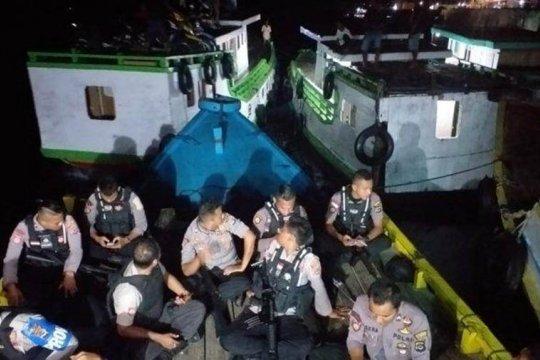 Kapolres Flotim: Satu SSK Brimob masih siaga di Adonara pascabentrokan