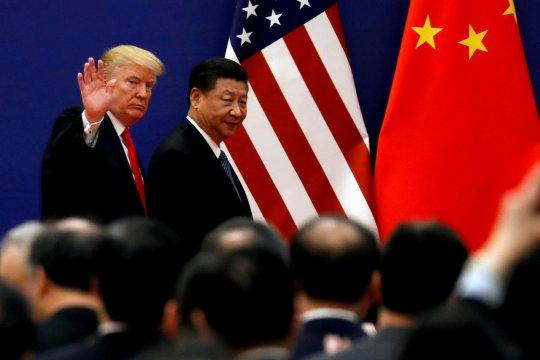 AS-China nyalakan kembali pembicaraan perdagangan jelang pertemuan G20