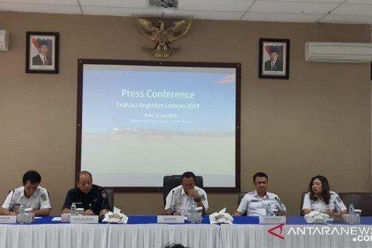 KAI angkut 6,8 juta penumpang Lebaran 2019