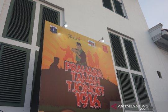 Museum Sejarah Jakarta gelar teater kolosal sambut HUT DKI