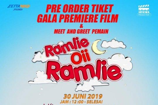 Nostalgia P Ramlie di Ramlie Ooi Ramlie