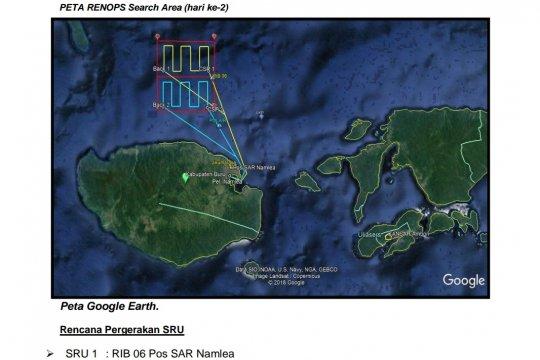 Pencarian nelayan hilang di perairan Buru, Maluku, masih nihil
