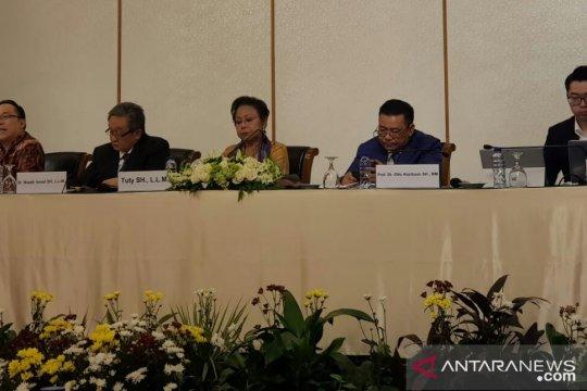 Otto Hasibuan: Sjamsul Nursalim masih berada di Singapura