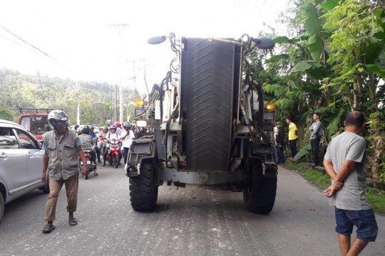 Laka lantas tewaskan dua pengendara sepeda motor