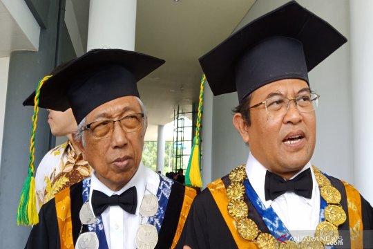 Tambah 5 guru besar, ULM miliki 49 profesor