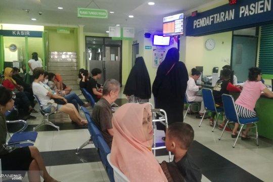 RSUD Sawah Besar tangani 35 kasus pneumonia balita di tahun 2019