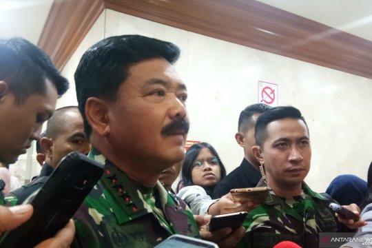 Panglima TNI: pagu indikatif 2020 untuk pembangunan Indonesia Timur