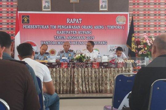 Imigrasi Kupang bentuk tim pengawasan orang asing di Kabupaten Kupang