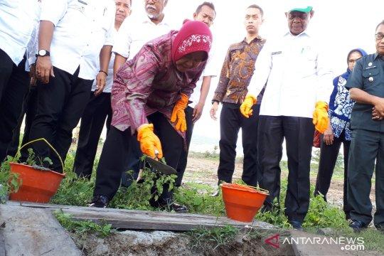 Pemkot Surabaya mulai pembangunan huntap untuk korban bencana Palu