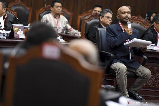 "Sidang MK berlarut bukti Hakim MK menerapkan filosofi ""fair trial"""