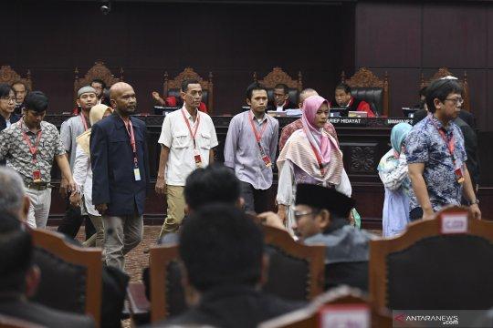 Saksi pemohon sebut Gubernur Jateng lakukan deklarasi dukung 01