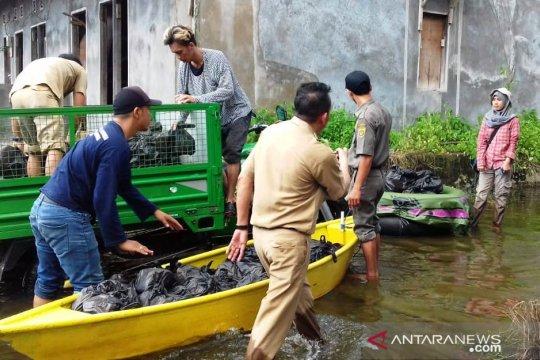 Hujan lebat, Samarinda kembali banjir