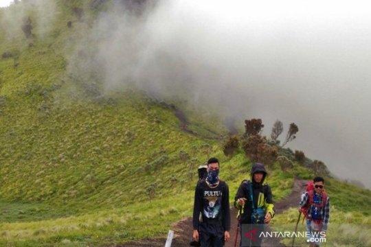 Jalur pendakian Gunung Merbabu dibuka lagi Jumat