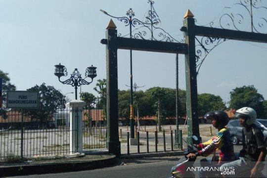 Pengunjung Pura Mangkunegaran melonjak saat Lebaran