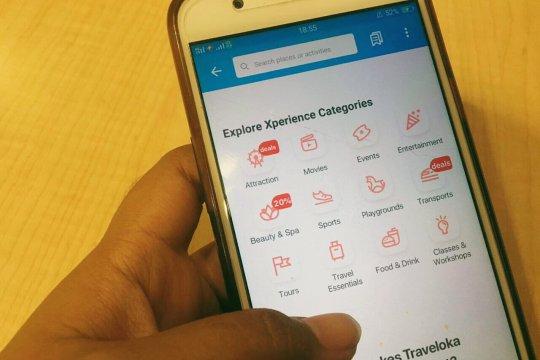 Traveloka hadirkan layanan pemesanan tes COVID-19