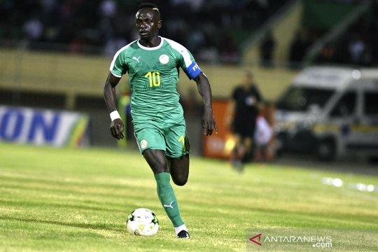 Mane buat Senegal jadi tim pertama lolos ke putaran final Piala Afrika