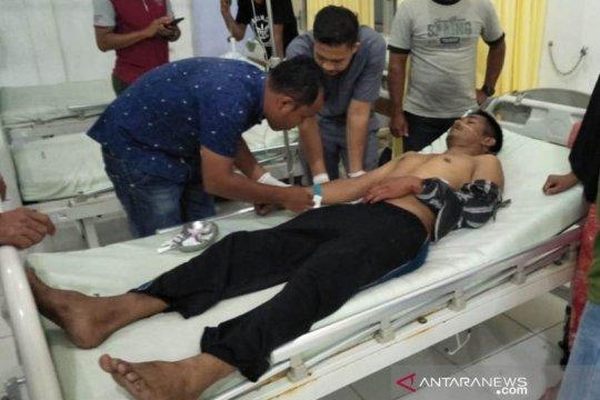 Anggota Satpol PP Aceh Jaya diterkam buaya