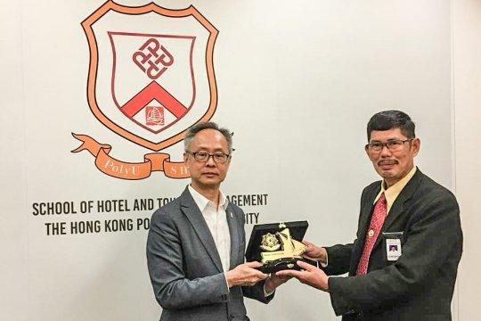 Poltekpar Makassar gandeng Hong Kong Kembangkan Riset Pariwisata