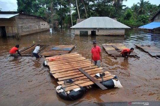 BNPB: status tanggap darurat bencana banjir Konawe Utara diperpanjang