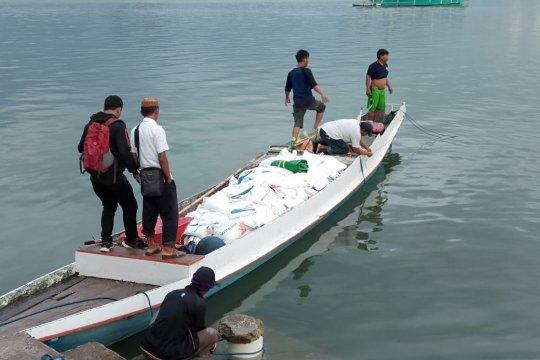 Penyaluran Raskin Di Wilayah Kepulauan Berjalan Lancar