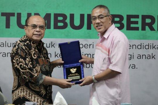 AIU Malaysia-Baznas beri beasiswa mustahik berprestasi