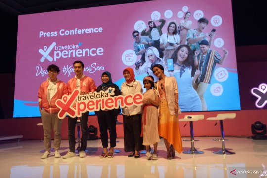 Traveloka Xperience suguhkan perpaduan layanan travel dan lifestyle