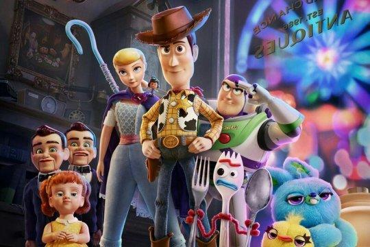 """""""Toy Story 4"""" tayang serentak mulai hari ini"""