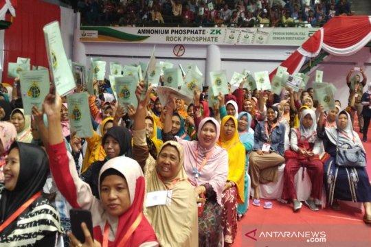 Presiden Jokowi diagendakan bagikan 3.200 sertifikat tanah di Gresik