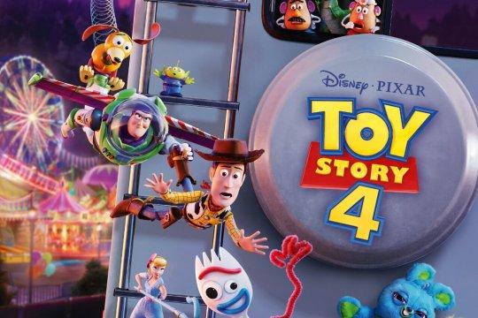 """Toy Story 4"", nostalgia dan petualangan tanpa akhir"