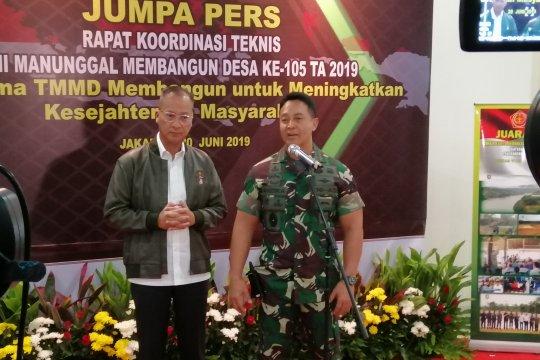 TNI-AD koordinasi dengan Kemhan terkait prajurit terpapar radikalisme