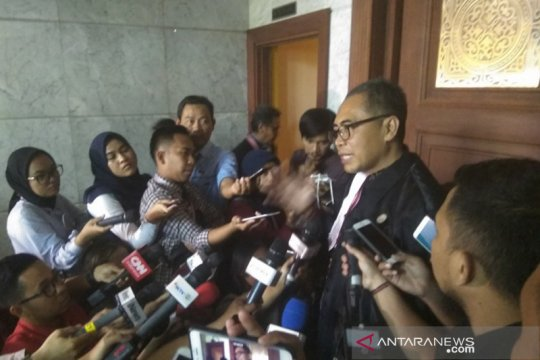 Tim hukum 02 jelaskan ketidakhadiran BW dalam sidang MK