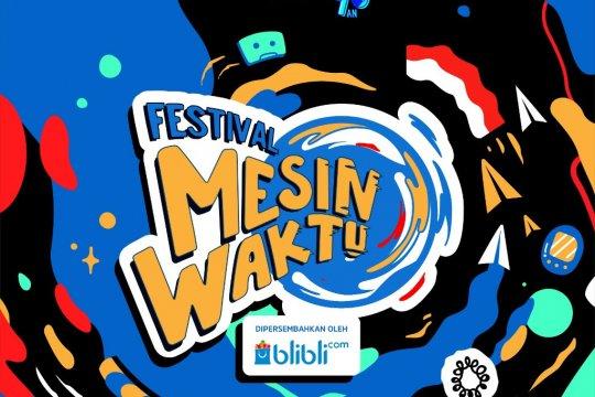 Hari ini, Running Man Live hingga Festival Mesin Waktu