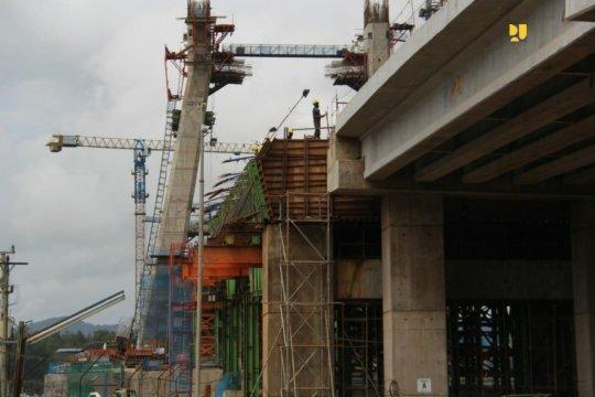 PUPR: Pembangunan Jembatan Teluk Kendari tingkatkan konektivitas