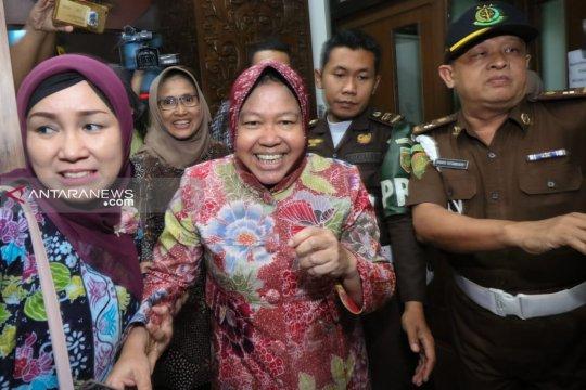 Risma dicecar 14 pertanyaan kasus dugaan korupsi YKP di Kejati Jatim