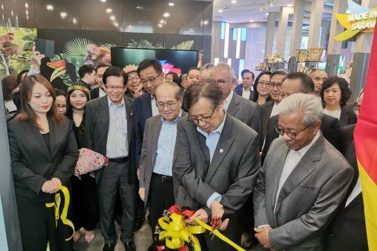 Sarawak buka kantor perdagangan - pariwisata di Singapura