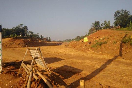 Pembebasan lahan tol Serang-Panimbang ditargetkan rampung 2019