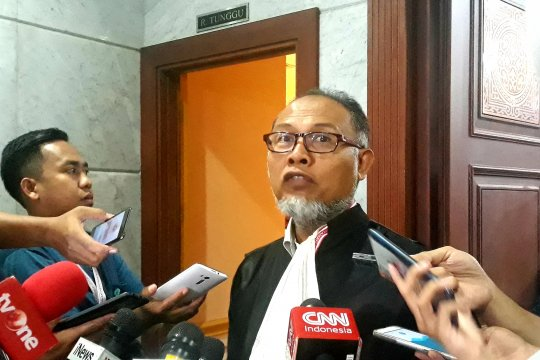 Sidang MK, BW sebut tidak mungkin hadirkan SBY dalam sidang PHPU