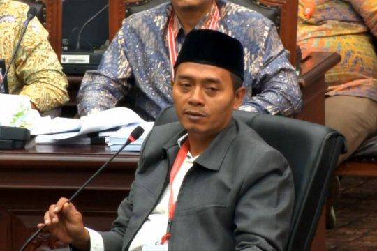 Sidang MK, Nasrullah minta saksi tidak temui pihak terkait