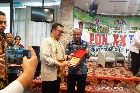 Menpora minta promosi PON XX Papua terus digaungkan