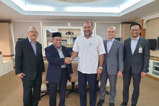 Malaysia gagas pembentukan Dewan Pers