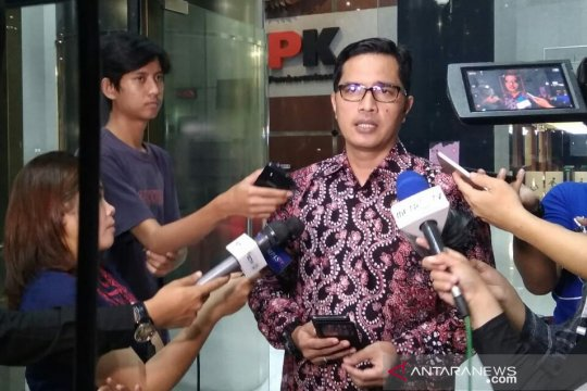 KPK geledah enam lokasi dalam kasus gratifikasi Sunjaya Purwadisastra