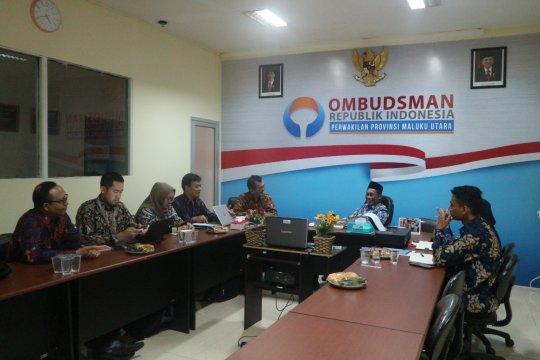 Ombudsman dan KPK dorong pencegahan korupsi di Malut