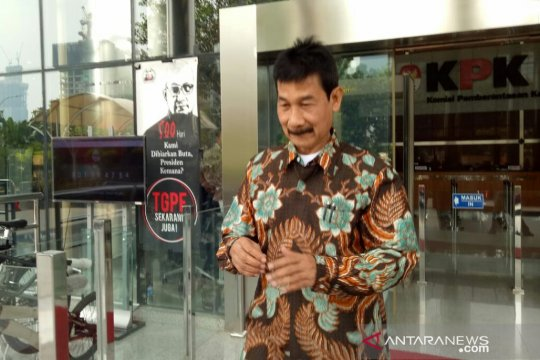 Bupati Solok Selatan berjanji kooperatif jalani proses hukum di KPK